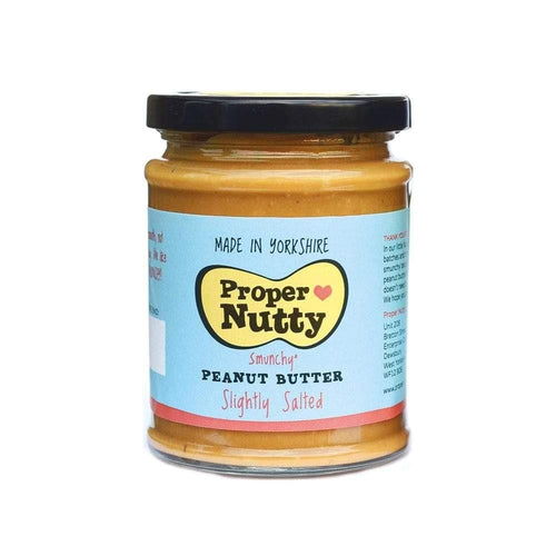 Slightly Salted Peanut Butter,Peanut Butter,Proper Nutty