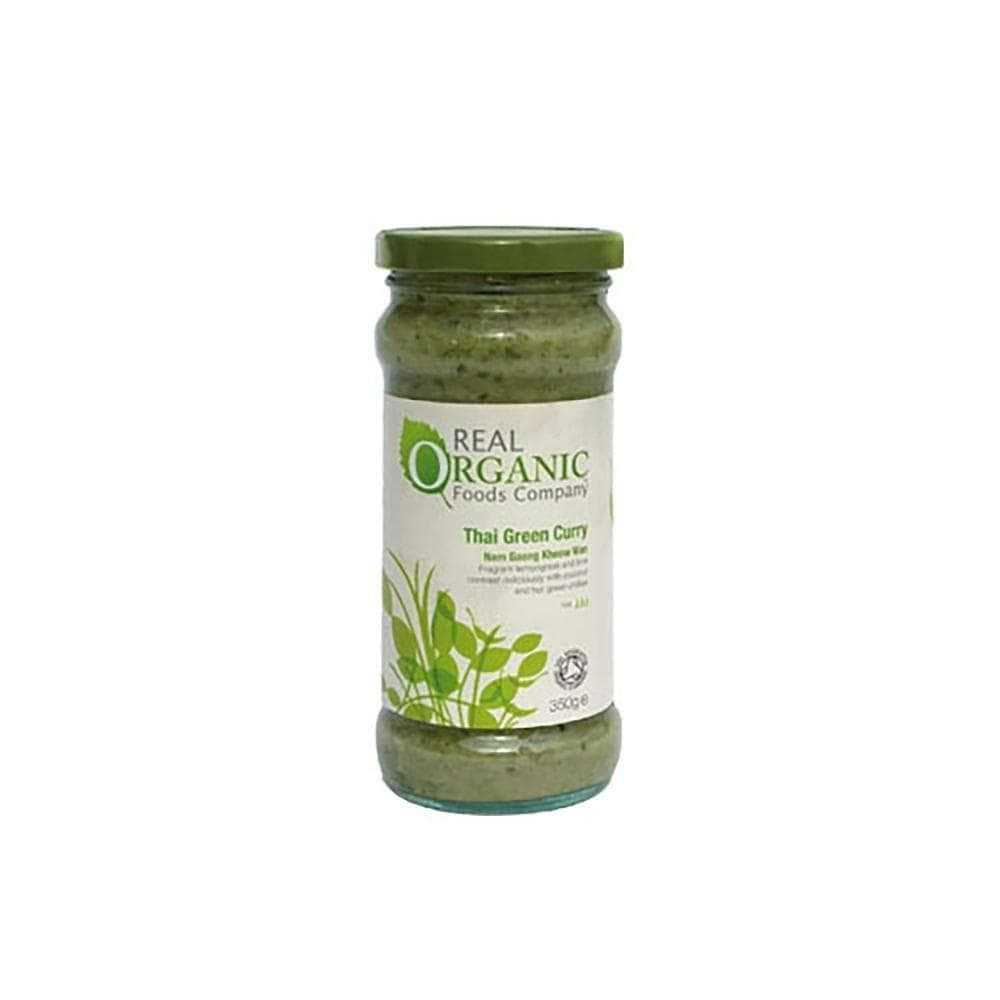 Organic Green Curry Sauce,Cooking Sauce,Real Organic