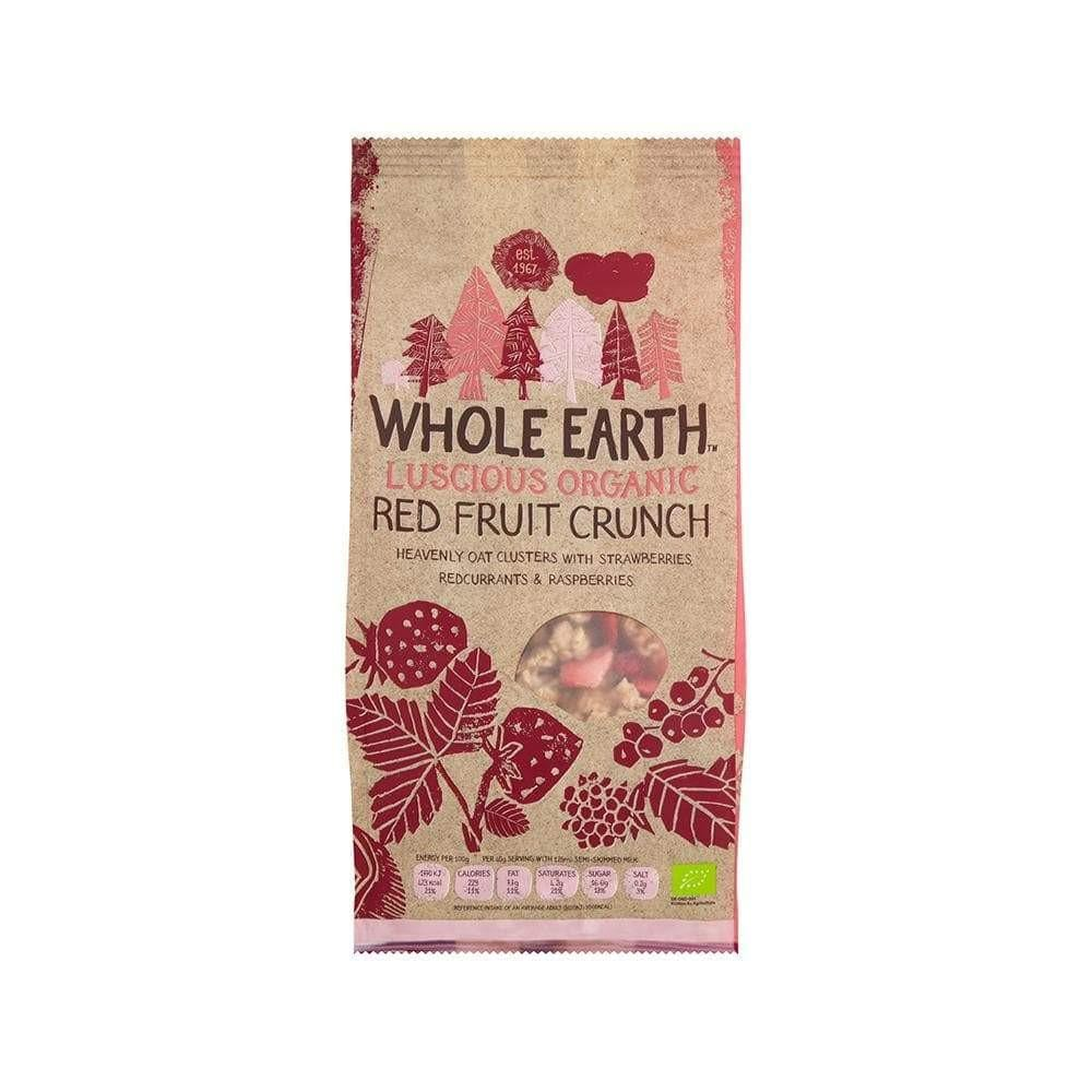 Whole Earth Red Fruit Crunch,Cereal,Whole Earth