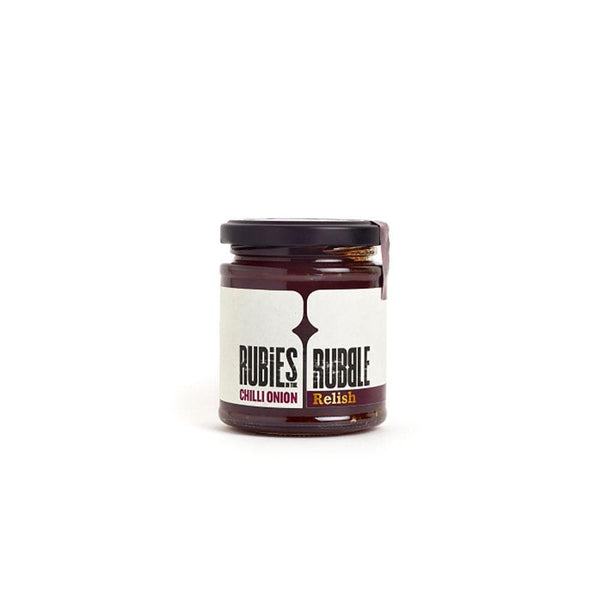 Rubies in the Rubble Chilli Onion Relish (200g)