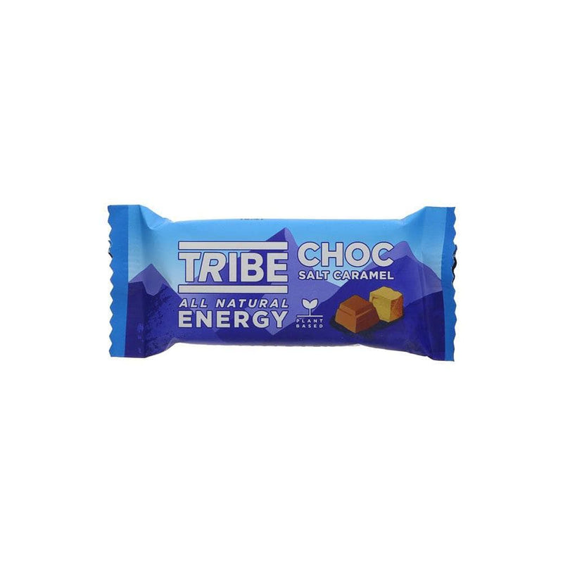 Tribe Chocolate Salted Caramel Infinity Bar (50g)