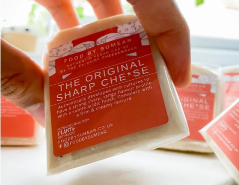 Food By Sumear: Original Sharp Cheese (115g-124g)