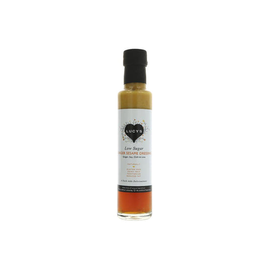 Lucy's Ginger and Sesame Dressing - 250ml