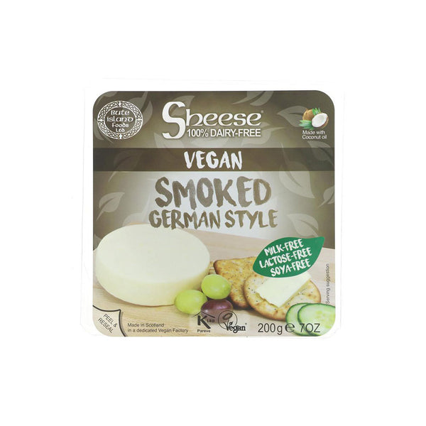 Smoked German Style Cheese (200g)
