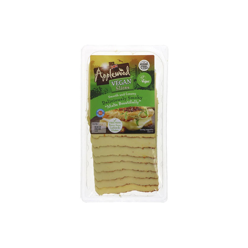 Applewood Smoked Cheese Slices (200g)