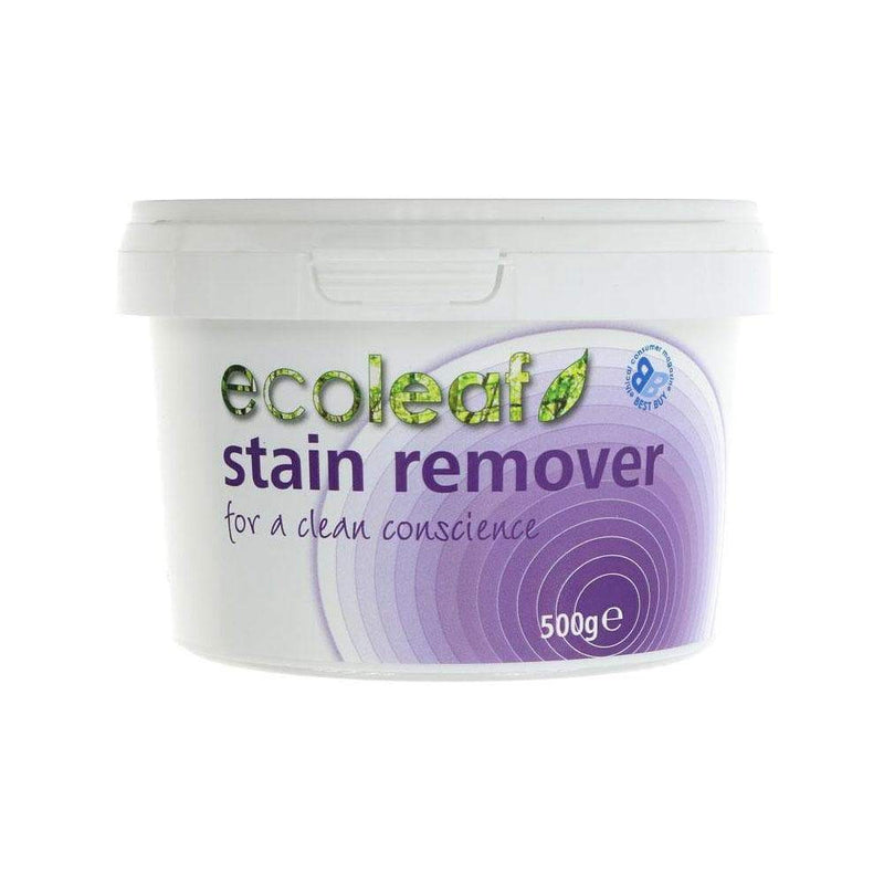 Eco Leaf Stain Remover (500g) - Live Well