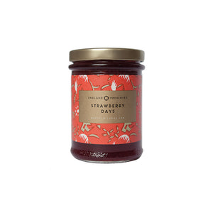 England Preserves Strawberry Days Jam (212ml)