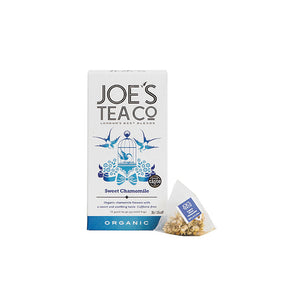 Joe's Tea Organic Sweet Chamomile Tea (30g)