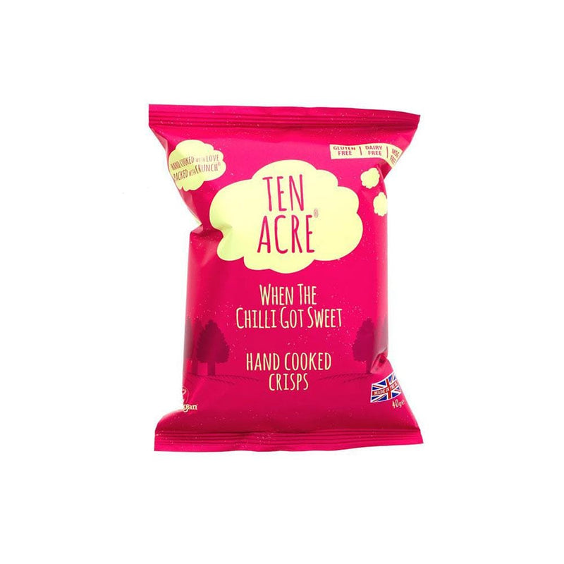 Ten Acre Sweet Chilli Crisps (40g)