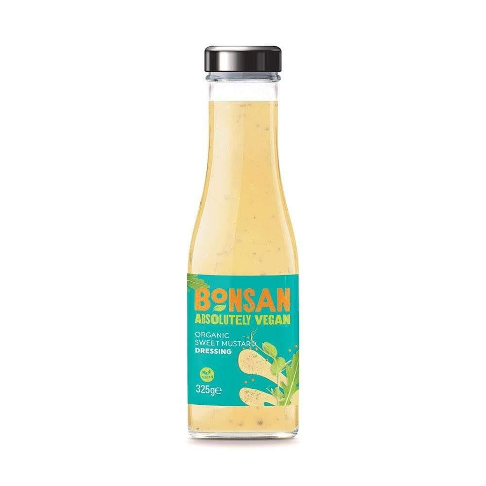Bonsan Sweet Mustard,Condiment,Bonsan