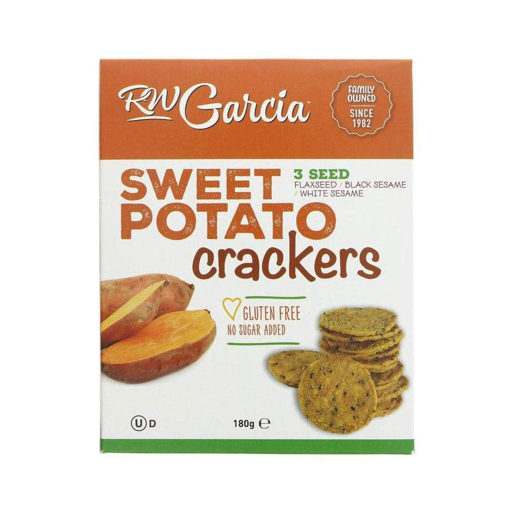 Garcia Sweet Potato Crackers,Crackers,Garcia