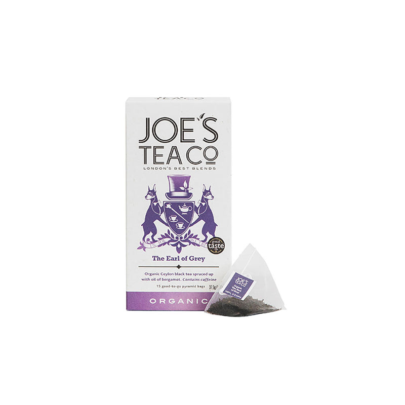 Joe's Tea Organic The Earl of Grey Tea (30g)