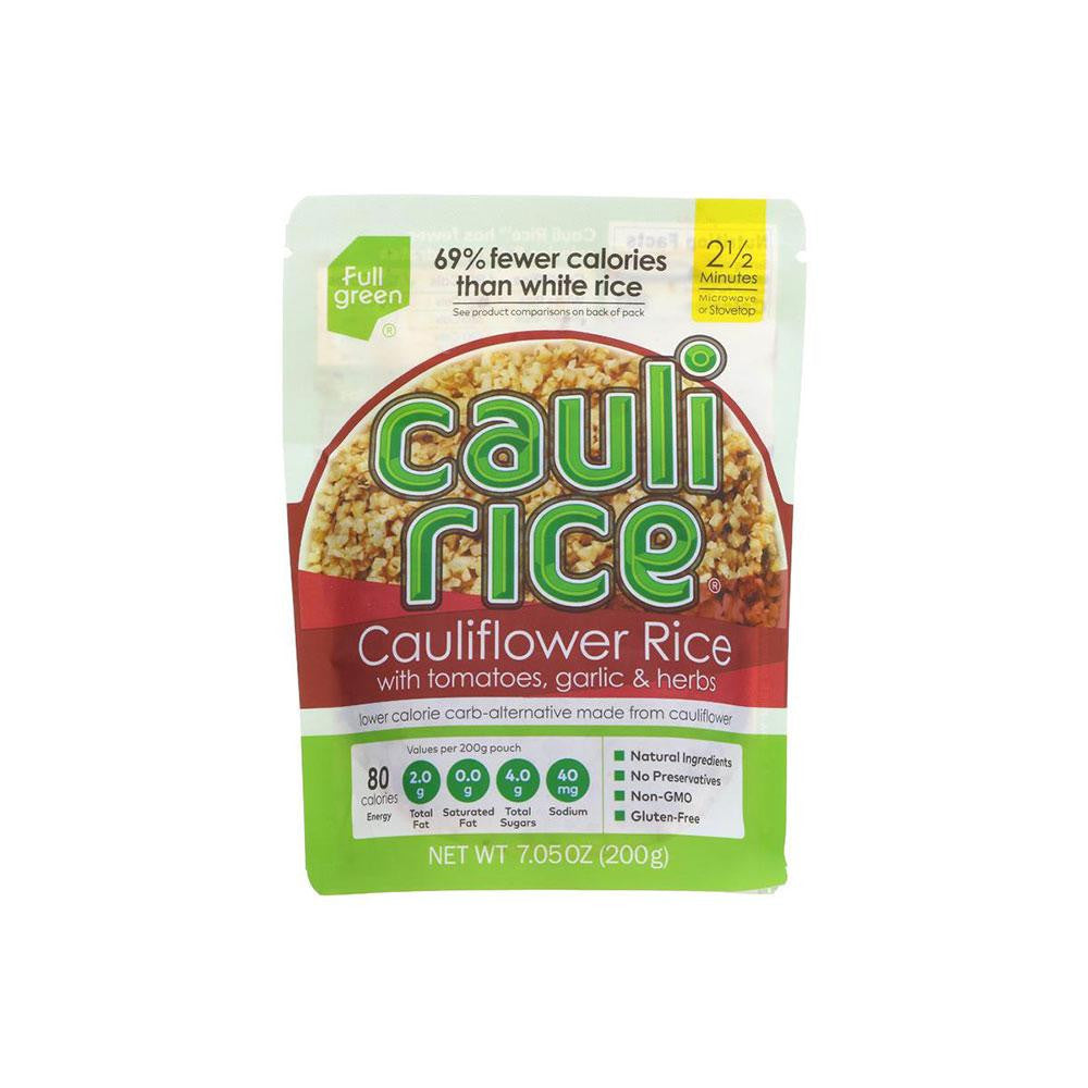 Tomato and Garlic Cauliflower Rice (200g)