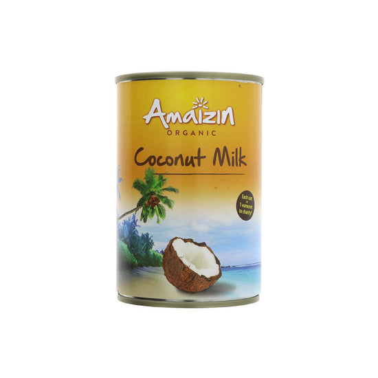 Amaizin Organic Coconut Milk - 400ml