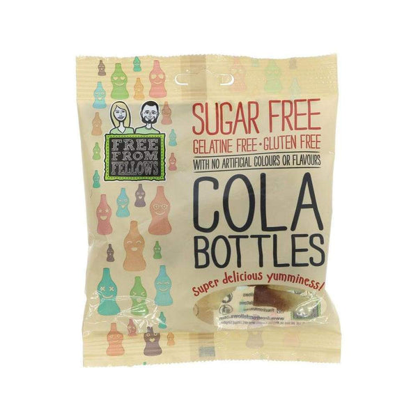 Cola Bottles,Sweets,Free From Fellows