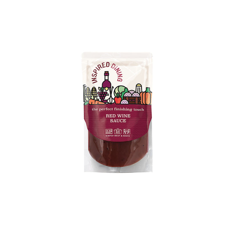 Inspired Dining Classic Red Wine Sauce (200g)