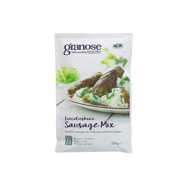 Granose Lincolnshire Vegan Sausage Mix (150g)