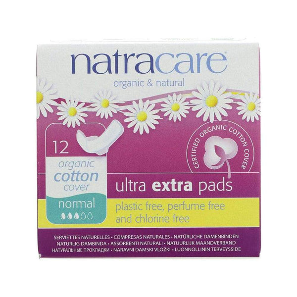 Organic Ultra Extra Tampons,Tampons,Natracare