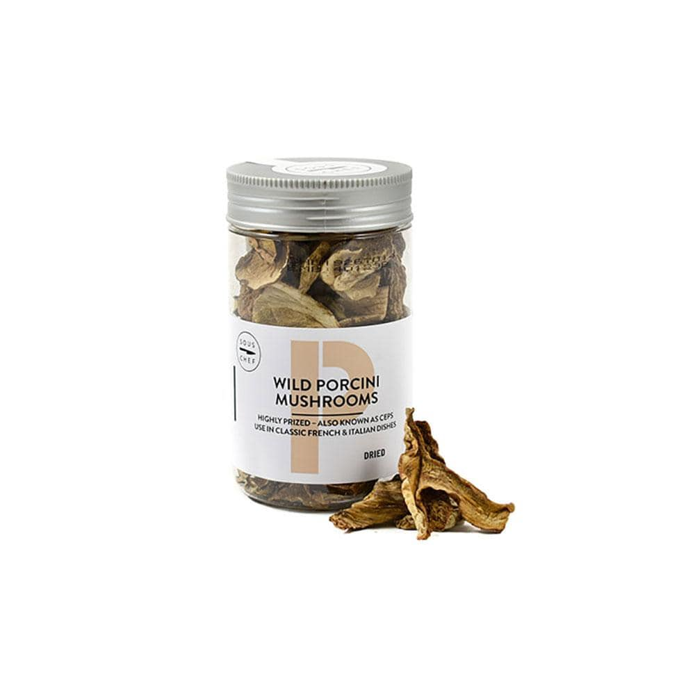 Sous Chef Wild Porcini Mushrooms (40g)