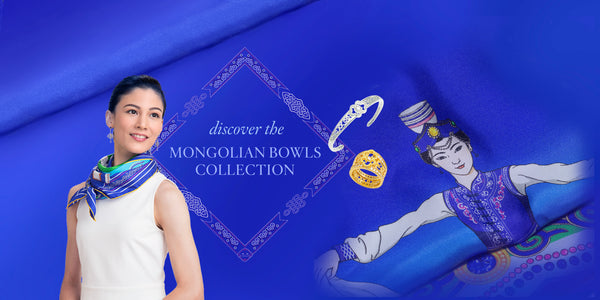 Introducing the Mongolian Bowls Collection
