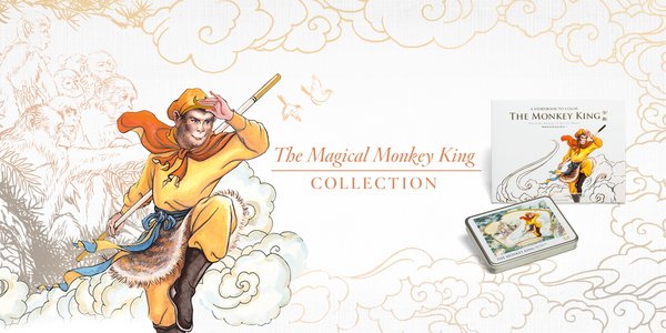 Introducing the Magical Monkey King Collection