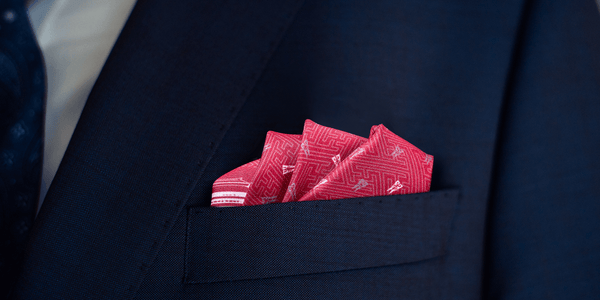 Spirit of the Han Dynasty Pocket Square