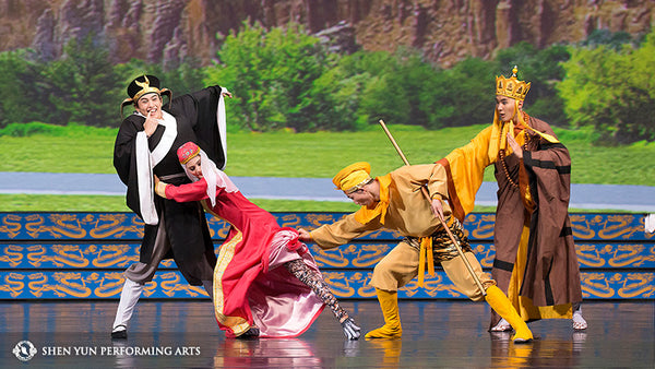 Shen Yun Monkey King Dance