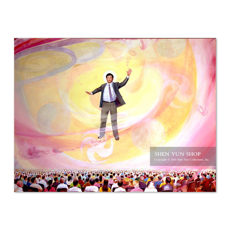 Turning the Great Law Wheel - Shen Yun Shop