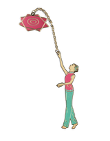 Handkerchiefs in Flight Bookmark - Shen Yun Shop