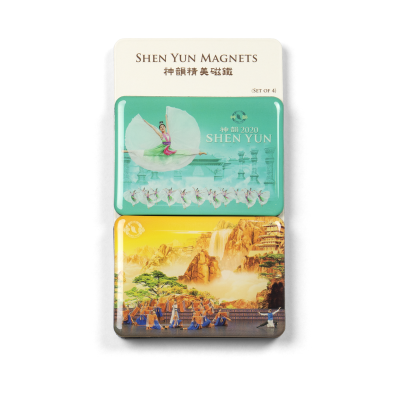 2019 Magnet Set - Shen Yun Shop