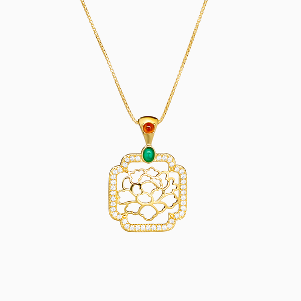 Tang Flower Necklace - Shen Yun Shop