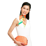 Tang Dynasty Grace Twilly - Orange - Shen Yun Shop
