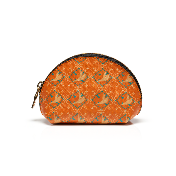 SIGNATURE Coin Purse - Orange