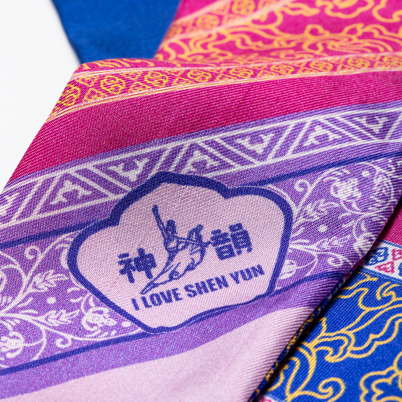 Tang Dynasty Grace Twilly - Purple - Shen Yun Shop