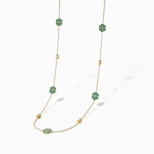 Ruyi Long Necklace - Shen Yun Shop
