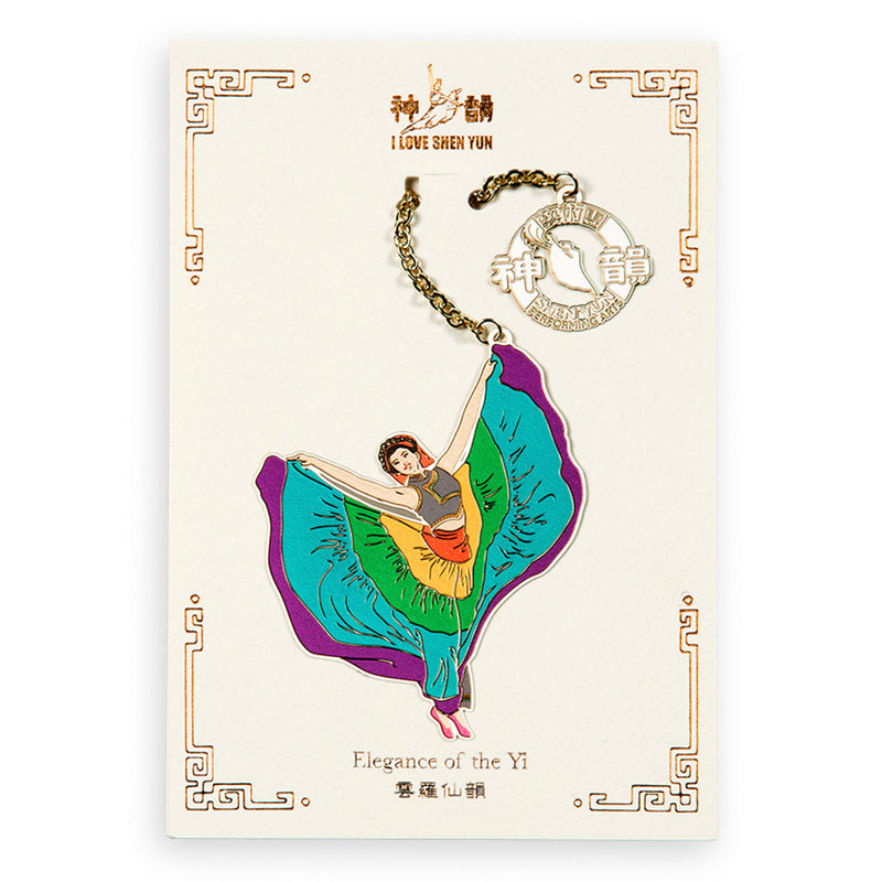Elegance of the Yi Bookmark - Shen Yun Shop