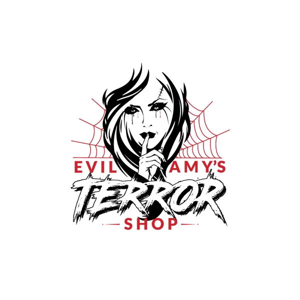 evilamysterrorshop, horror, collectibles