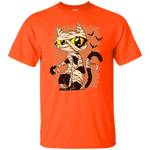 Cat Mummy T-Shirt - [evil-amy-s-terror-shop]