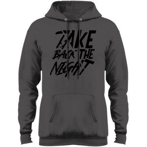 Take Back The Night Fleece Pullover Hoodie - [evil-amy-s-terror-shop]