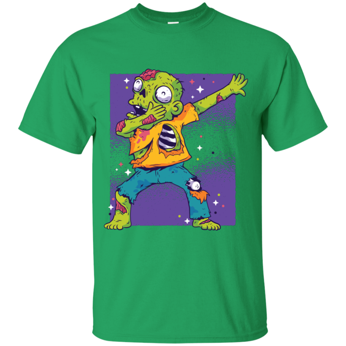 Zombie Dab Youth T-Shirt - [evil-amy-s-terror-shop]