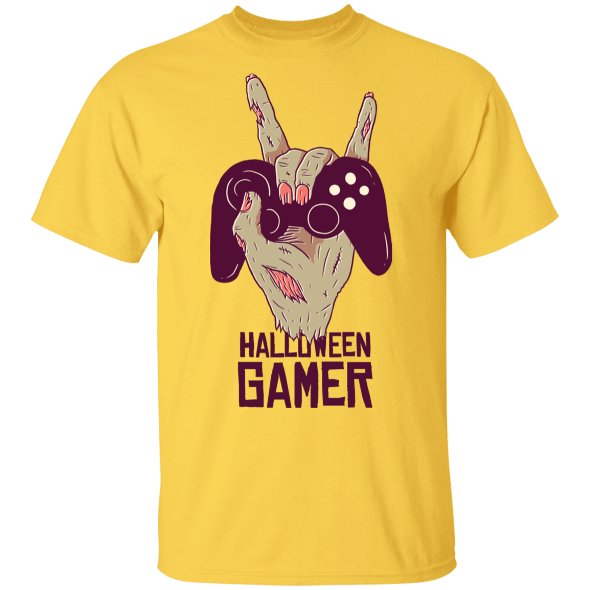 Halloween Gamer T-Shirt