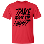 Take Back The Night T-Shirt - [evil-amy-s-terror-shop]