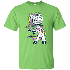 Zombie Unicorn Floss Dancing Youth T-Shirt - [evil-amy-s-terror-shop]