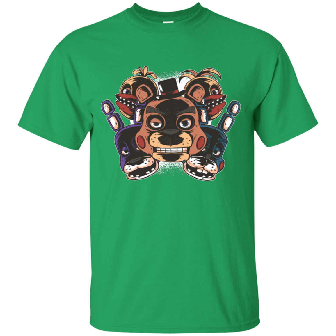 Five Nights At Freddys Game Youth T-Shirt - [evil-amy-s-terror-shop]