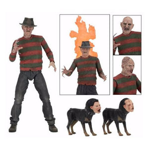 Nightmare on Elm Street Ultimate Part 2 Freddy's Revenge Freddy Krueger 7-Inch Action Figure - [evil-amy-s-terror-shop]