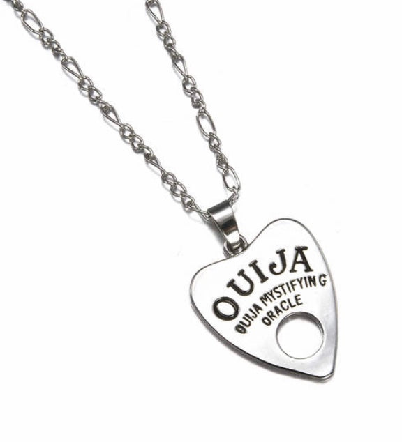 Ouija necklace - [evil-amy-s-terror-shop]
