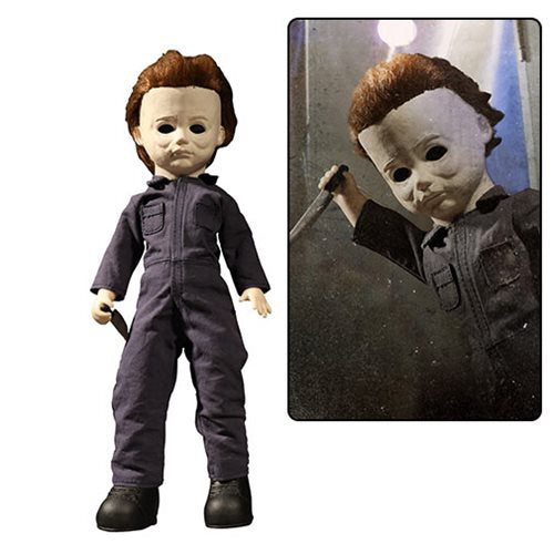 Living Dead Dolls Halloween Michael Myers Doll - [evil-amy-s-terror-shop]