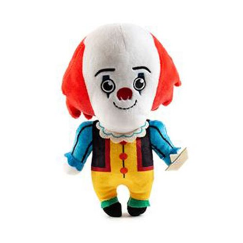 IT Pennywise 1990 Phunny Plush - [evil-amy-s-terror-shop]