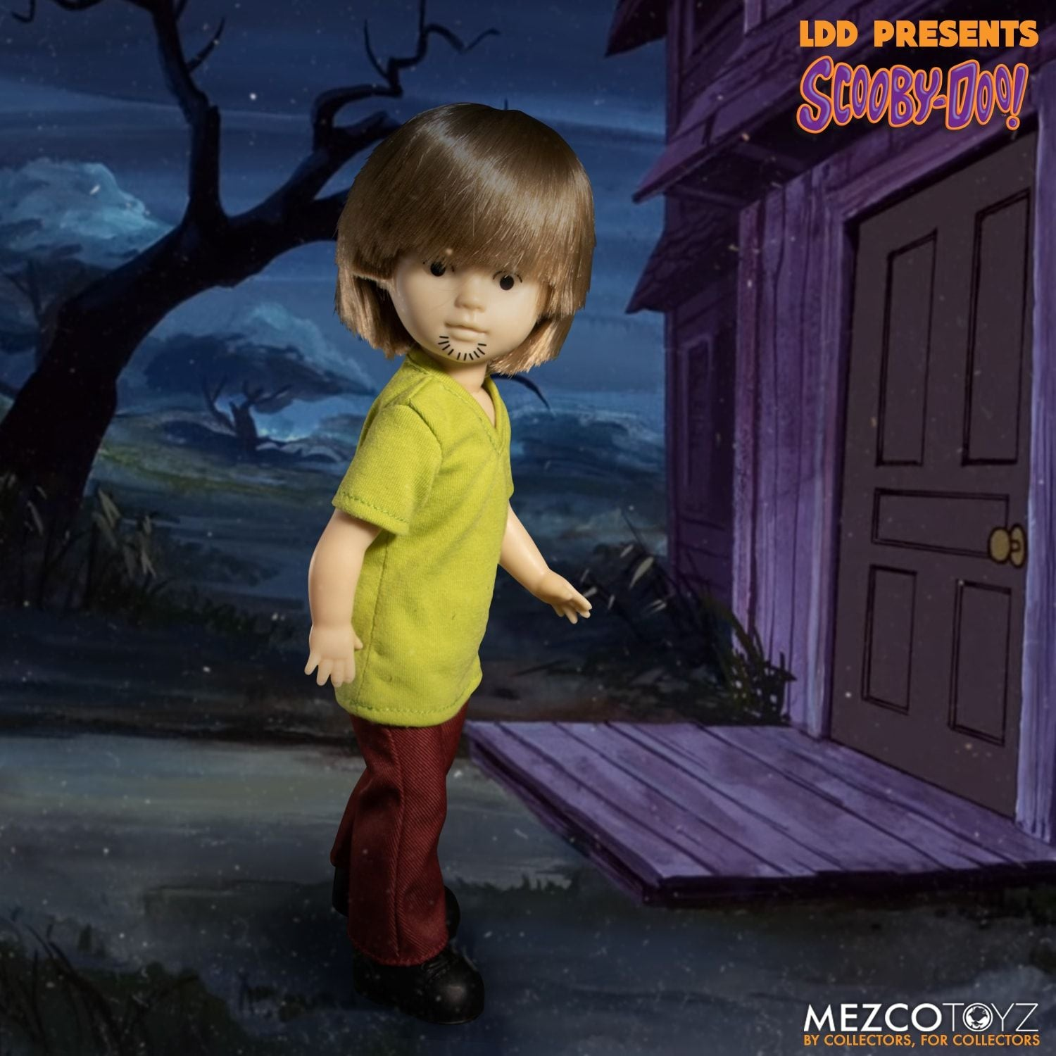 LDD Presents Scooby-Doo & Mystery Inc. Shaggy