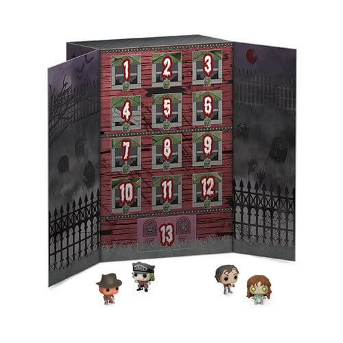 Spooky Countdown 13-Day Advent Calendar